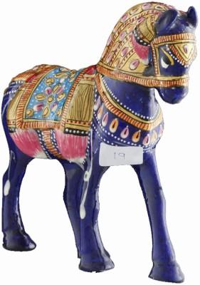 Aashirwad Horse Showpiece  -  5.5 cm