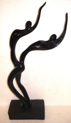 Fusion Gallery Sculpture Showpiece  -  46 cm