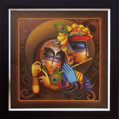 SAF Painting(28 cm x 28 cm)