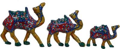 Surya Elegant Rajasthani y-3 Showpiece  -  12 cm