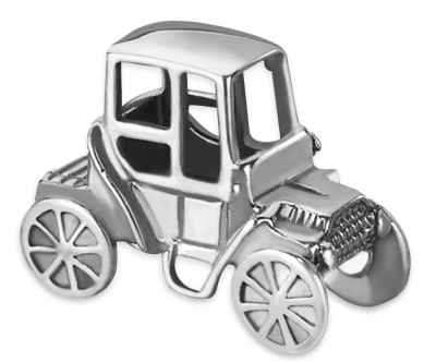 Taraash Showpiece  -  1.27 cm(Silver, Silver)