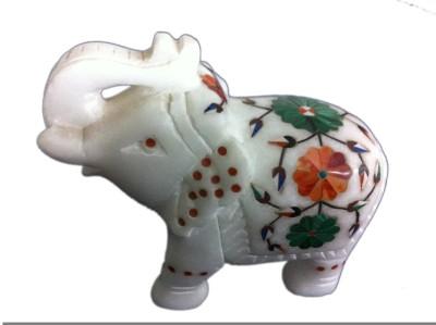 Unique Handicrafts Inlay Work Showpiece  -  10 cm