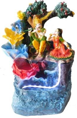 brijbhoomi Showpiece  -  25 cm(Polyresin, Multicolor)