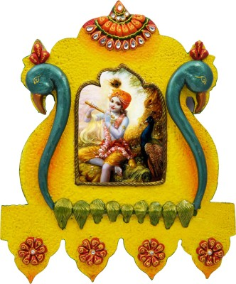 Jaipurikala Wood Photo Frame