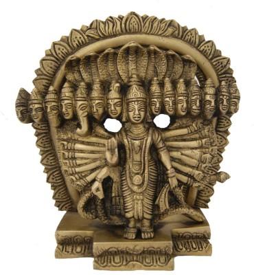 Aaradhi Divya Mantra Lord Vishnu Virat Swaroop Avatar 8 Inches Statue Showpiece  -  21 cm