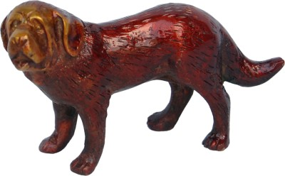 Aakrati Metal Ware Animal Statue Unique For Hotel Decoration Showpiece  -  6.35 cm