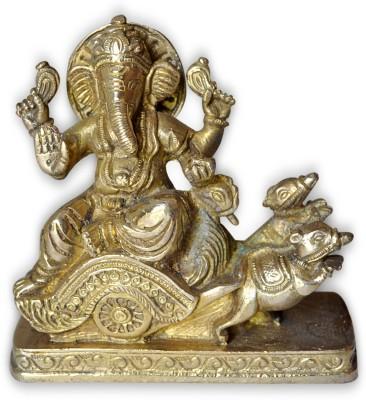 Dungri India Craft Lord Ganesha Showpiece  -  11 cm