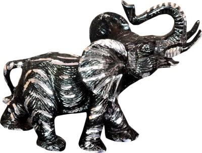 JODHANA BLACK ELEPHANT Showpiece  -  14 cm