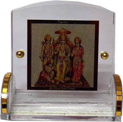 Allora Ram Parivar Showpiece  -  8 cm