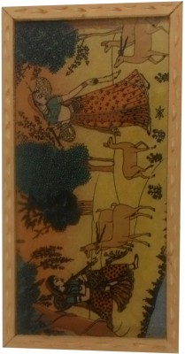 SportsHouse wooden jewellery box Showpiece  -  4.5 cm