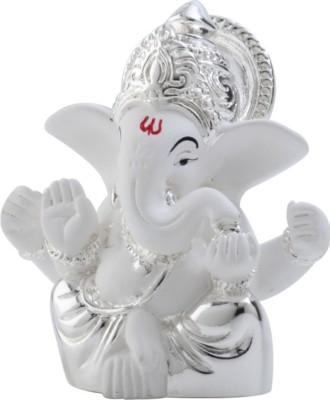 Aarya 24kt Lord Ganesha Showpiece  -  6 cm