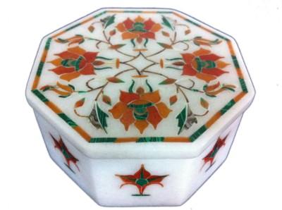Unique Handicrafts Inlay Work Showpiece  -  5 cm