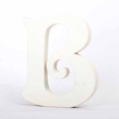 ShopperBay Alphabet B Showpiece  -  15.2 cm