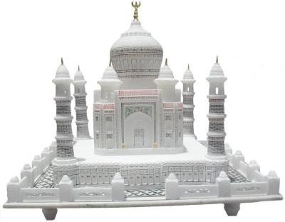 Kaushal Creation Taj Mahal 7 inches Showpiece  -  17.78 cm