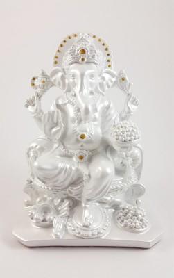 GiftsCellar Ganesh ji murti Showpiece  -  17.15 cm