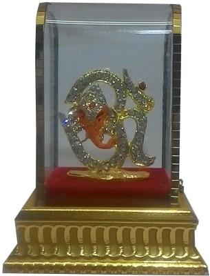 SportsHouse Om Ganesh Showpiece  -  9.5 cm