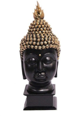 Sociosis Productions Buddha Neck Showpiece  -  24 cm