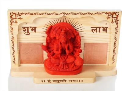 Pandit Shivkumar Vastu Ideas Hanuman Idol Showpiece - 16.5 cm