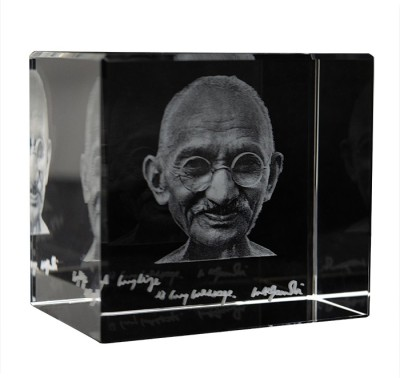 Eternal Gandhi Specs Medium Showpiece  -  9 cm