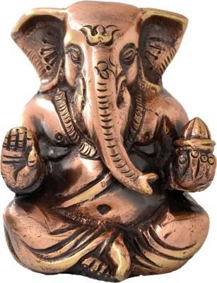 Handecor Siddhivinayak Ganesha Showpiece  -  6 cm