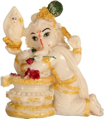 Rinoto Ganesh Showpiece  -  20.33 cm