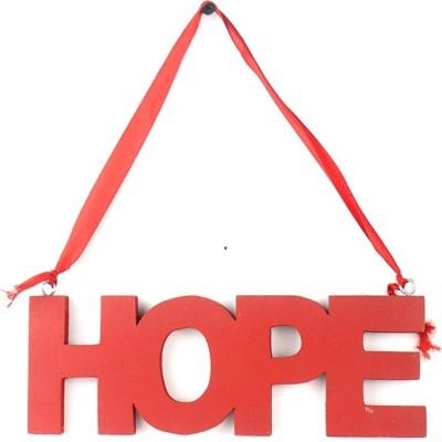 Casa Decor Hope Sign Showpiece  -  8 cm
