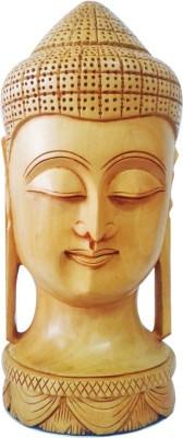 Decor Tattva Inc. Buddha Idol Showpiece  -  21 cm