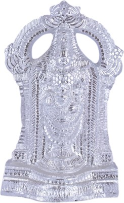 Lime Tirupathi Balagi Murthi Showpiece  -  13 cm