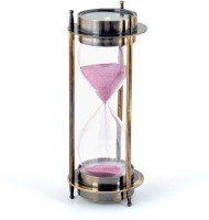 Shree Sai Handicraft Decorative Gift Real Direction Compass and 5 Minute Sand Timer Showpiece  -  16 cm best price on Flipkart @ Rs. 0