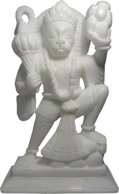 Avinash Handicrafts White Stone Hanuman 8