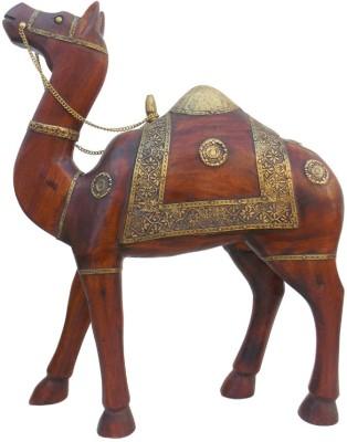 Indune Lifestyle Jaisalmeri Camel Showpiece  -  41 cm