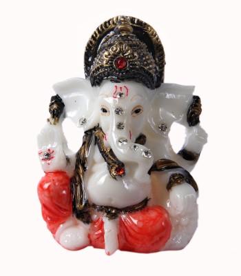Artcraftindia Lord Ganesha Showpiece  -  8.5 cm