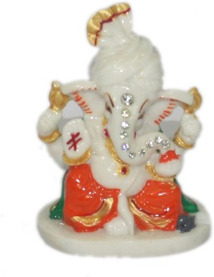Cardressers Marble Style Showpiece  -  7 cm