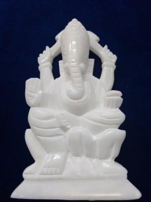 Unique Handicrafts Ganesha Showpiece  -  12.5 cm
