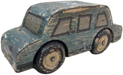 Indune Lifestyle Toy Cars Retro, Distressed Showpiece  -  8 cm