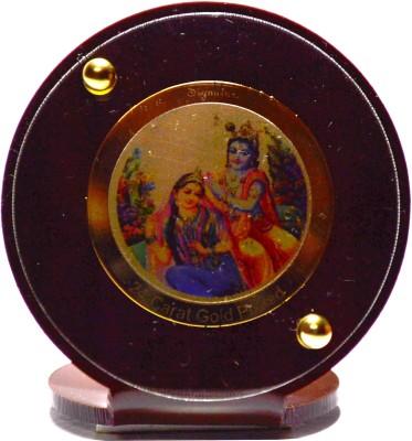 Allora Radha Krishan Showpiece  -  7 cm