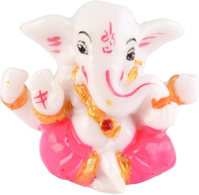 EtsiBitsi EtsiBitsi Chaturbhuj Ganesh Showpiece EB_Showpiece_045 Showpiece  -  5 cm