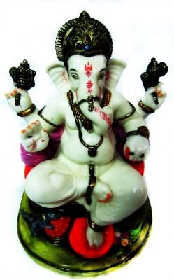 Giftwell Ganesha Showpiece  -  27.2 cm