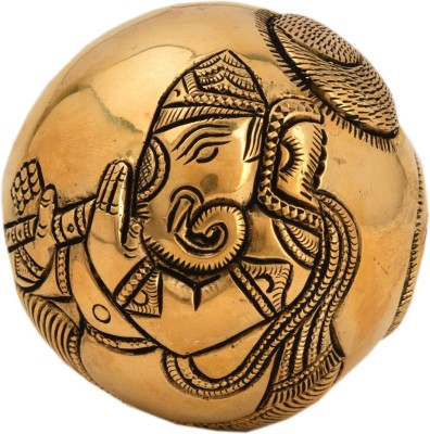 Bharat Haat Ganesh Showpiece  -  7.6 cm