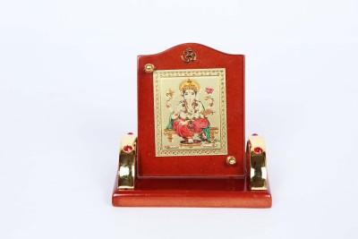 Aashirwad Ganesh Ji God Idol Showpiece  -  8.5 cm