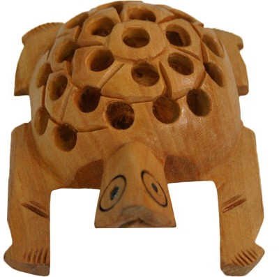 BKDT Marketing Hand Made Beautifuly handcrafted Tortoise Showpiece  -  2 cm