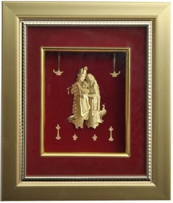 Justclik Lord Krishna Showpiece  -  21 cm