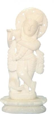 Kaushal Creation Krishna Statue Showpiece  -  18 cm