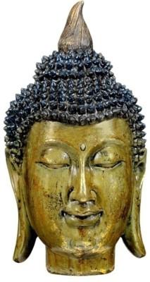 The Art Treasure Buddha Figurine Showpiece  -  25 cm