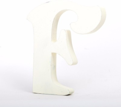 ShopperBay Alphabet F Showpiece  -  15.2 cm