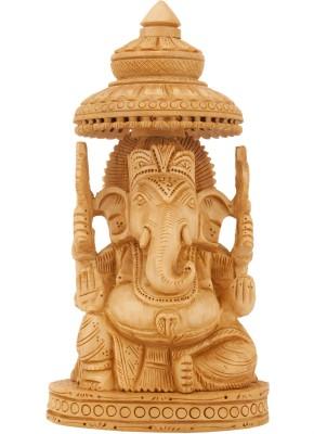 Artistic Handicrafts Lord Ganesha Showpiece  -  15.24 cm