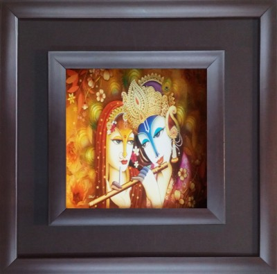SAF Double Frame Painting(30 cm x 30 cm)