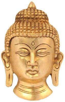 StatueStudio Buddha mask Wall Hanging Showpiece - 12 cm
