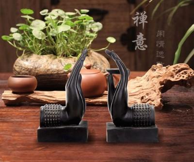 GrabDen Buddha's Hand Showpiece  -  9.5 cm