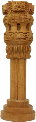 Ranvijay Ashoka Pillar Showpiece  -  15 cm